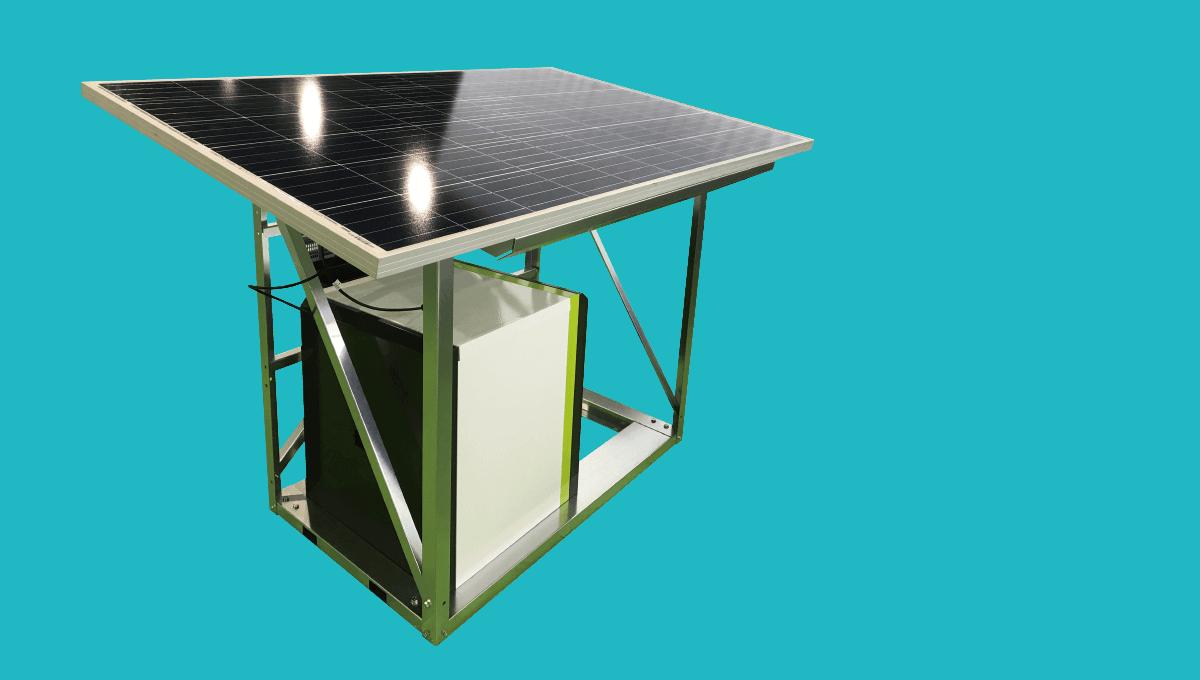 露地太陽光システムタイプ