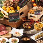 農業女子のこだわり食材を堪能!秋の味覚を楽しむホテルブッフェ