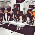 GRIFF135 世界一のペイロード業務用ドローンついに実用化!国内予約も受付開始