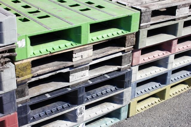 不要プラスチックパレットを回収!CO2削減、地球温暖化対策に着目する農業資材のあり方について