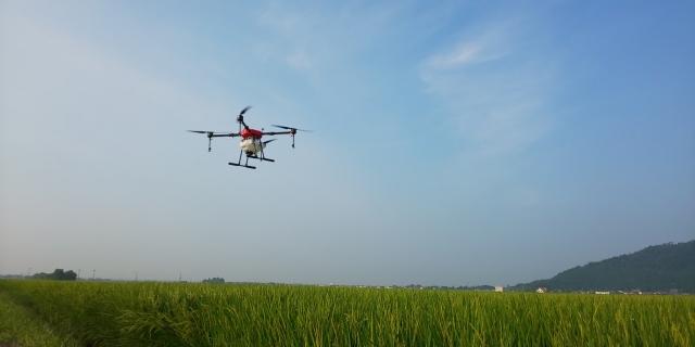 ドローン農薬散布のシェアリングサービス「DRONE CONNECT」とは 画像2